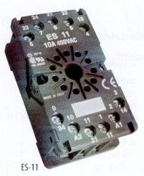 Relé foglalat (750-hez) [ES11]