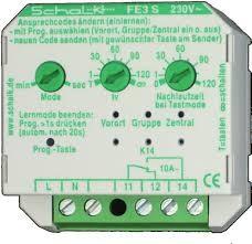 Rádió Vevő-kapcsoló relé [FE3 S]