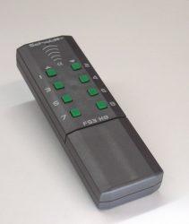 Kézi rádiótávvezérlő [FS3 H8]