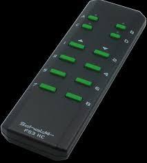 Kézi rádiótávvezérlő (32 csatornával) [FS3 HC]