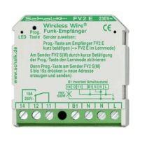 Rádió vevő-kapcsoló relé [FV2 E] Wireless Wire (gázkészülék reteszelés!)