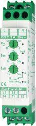 Hőmérséklet határérték kapcsoló [GST 2A] + érzékelő [ST 1R(F)]