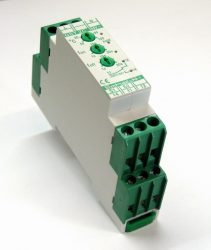 Hőmérséklet határérték kapcsoló [GST 2C] + érzékelő [ST 1R(F)]
