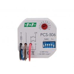 Multifunkciós időrelé [PCS-506]