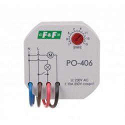 Kikapcsolás kéleltető relé [PO-406]