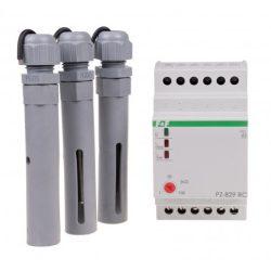 Folyadékszint-figyelő relé + 3 db érzékelő [PZ-829 RC]