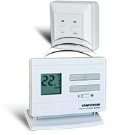 Rádiófrekvenciás, digitális termosztát [Q3RF]