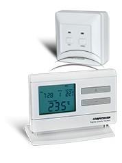 Rádiófrekvenciás, digitális termosztát [Q7RF]