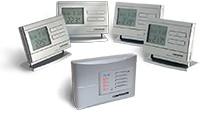 Multizónás, rádiófrekvenciás, hordozható termosztát [Q8RF]